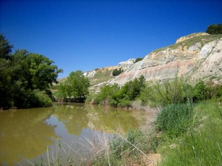 El Duero en Peñalba