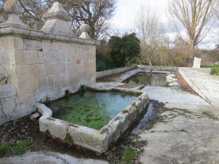 Fuente, Torrescárcela