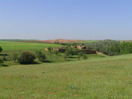 Villa Lucía y el Trabancos