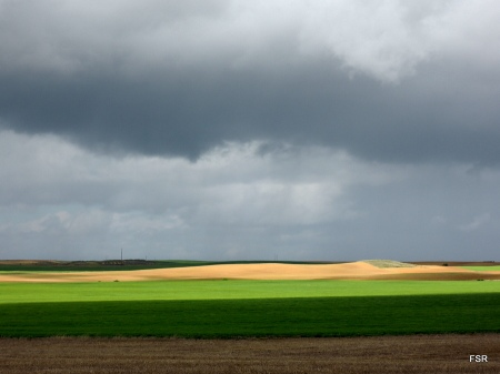 Otro paisaje de esta Tierra