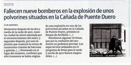 Explosion 1940