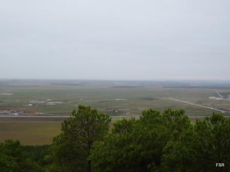 Panorama desde el cerro