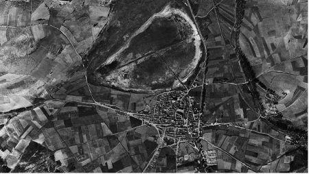 Laguna en 1945