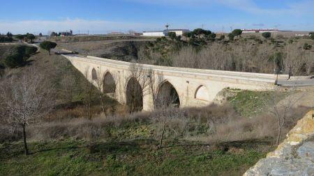 Puente de Medina, en Arévalo