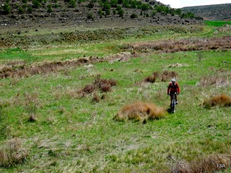 En las praderas del valle