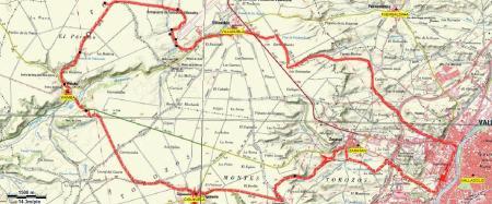 plano ruta