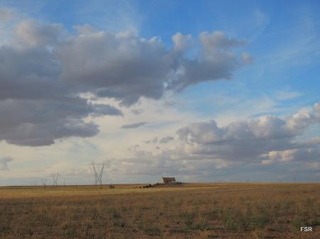 La ermita en su colina