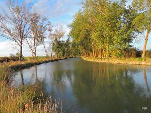 Y el Canal de Castilla