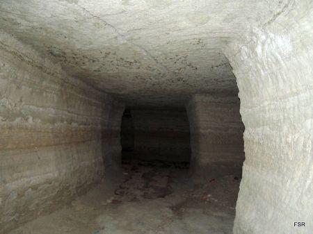 Galería de las minas