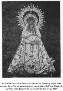 Imagen de la coronación