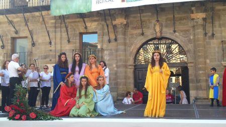 La tradición de las Siete doncellas mancas se remonta más allá de los tiempos de Almanzor