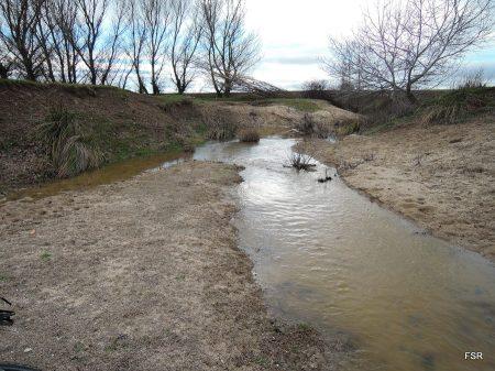 Entre Mamblas y Torralba ¡lleva agua!