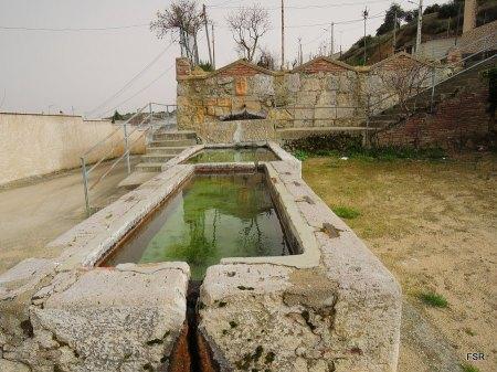 Fuente del Caño, en Peleagonzalo