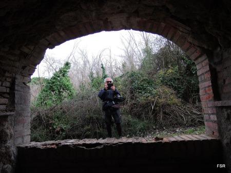 Fuente de la Tía Cesárea, desde el interior