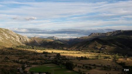 Valle del río Luna