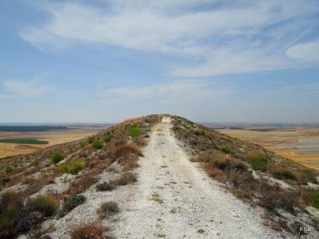 Hacia el pico de Fray Gaspar