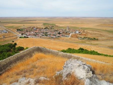 Torremormojón desde el Monte Mojón