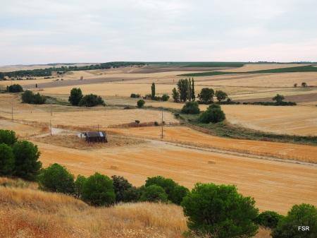 El valle desde Foncastín
