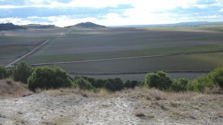 """Vista de la """"Mambra"""" desde la """"Cresta Blanca"""""""