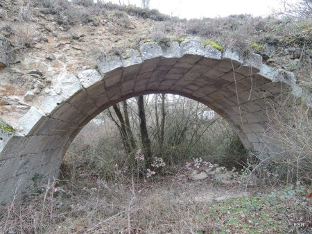 Puente viejo de Villalba
